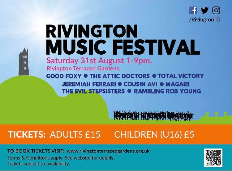 Rivington Music Festival 2019